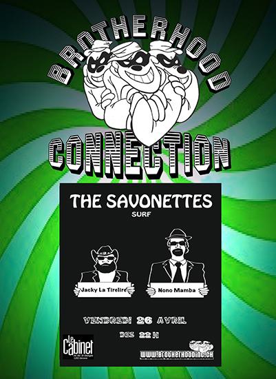 TheSavonettes